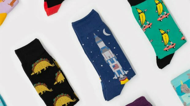 The online international Design-A-Sock Contest 2021 to win a $2000 prize