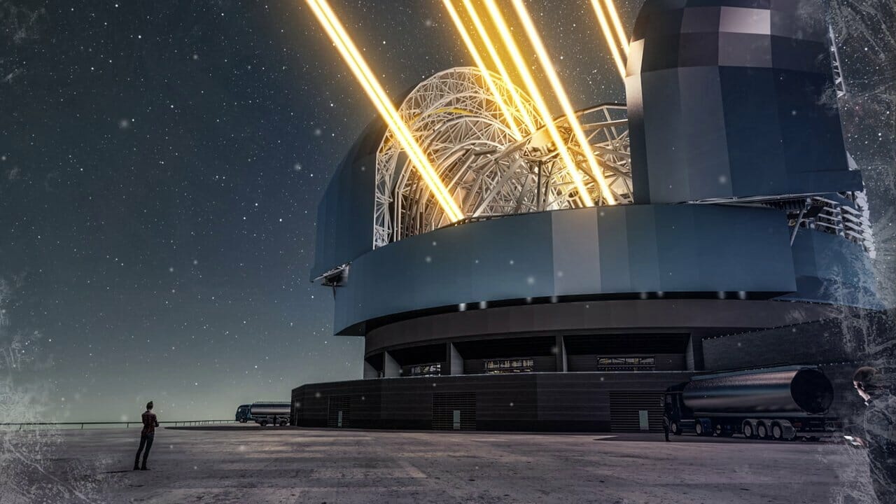 Internships for MSc Projects in Engineering at ESO