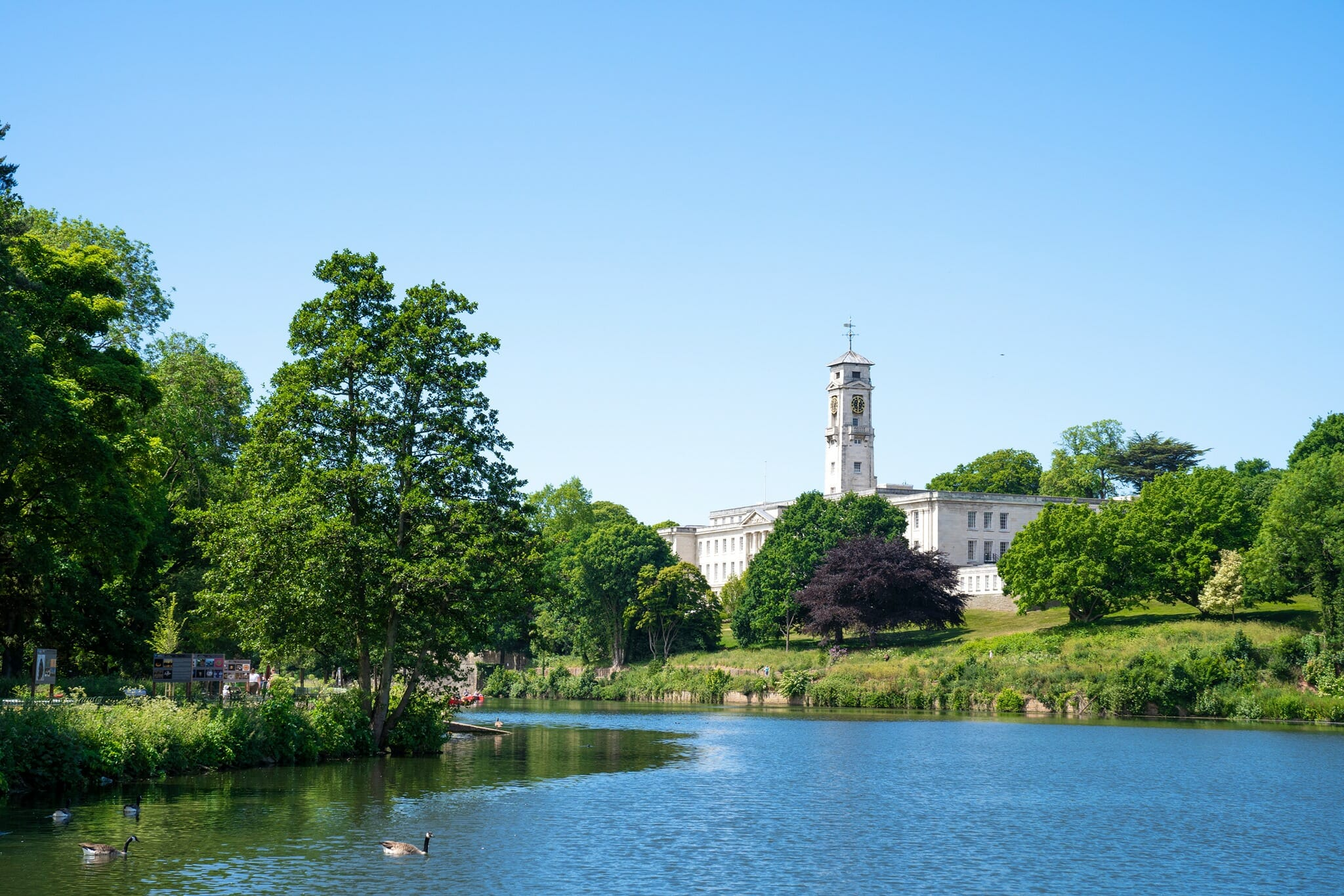 Developing Solutions Masters Scholarship at University of Nottingham