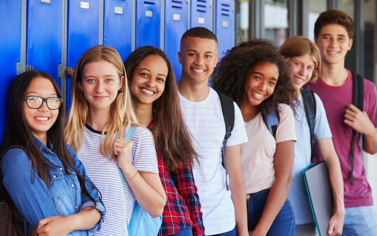 The Pioneer Research summer program for high school students 2022