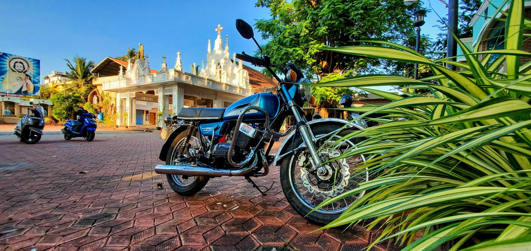 Two Wheels Photo Contest