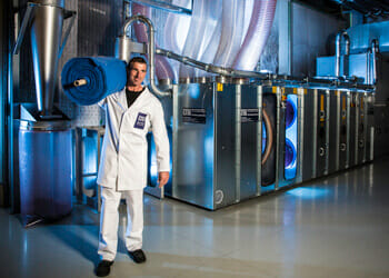 MASTER´S IN TEXTILE AND CLOTHING TECHNOLOGY