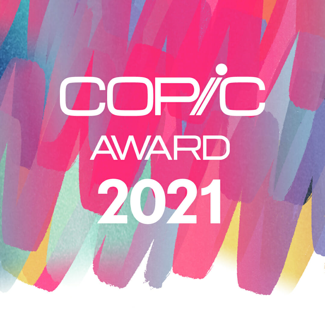 Copic Award 2021 to receive a cash prize of 3,000 USD