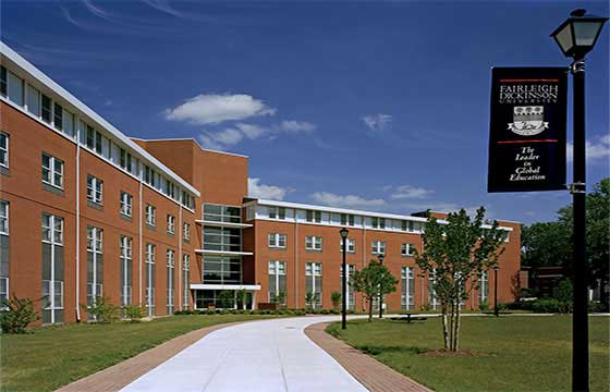 The Fairleigh Dickinson's Scholarships for Undergraduate International Students in USA 2022