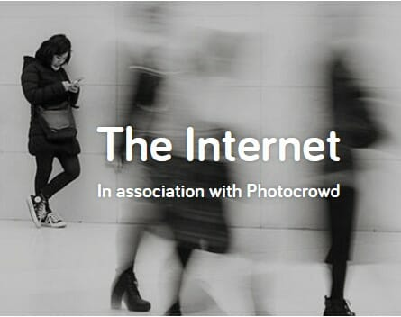 The Internet online photography contest In association with Photocrowd 2021