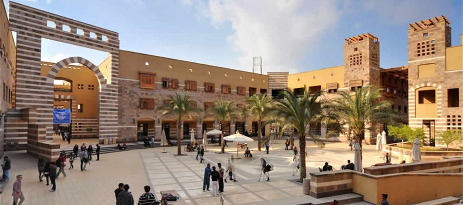 Fully Funded OC scholarship to study undergraduate degree at The AUC 2021-2022