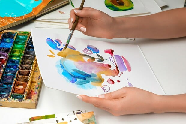 The Art of Watercolour: How to Paint Nature | Online Event 2021
