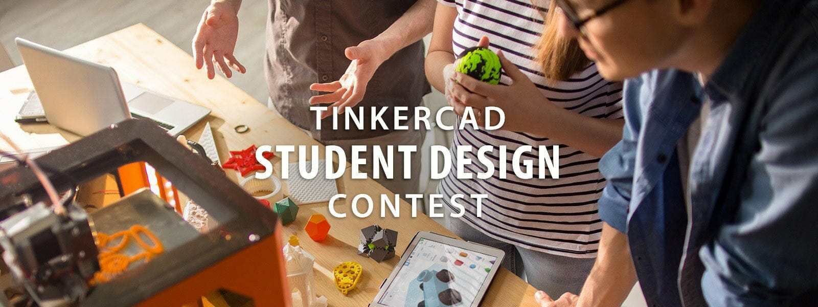 Tinkercad Student Design Online Contest from Amazon 2021